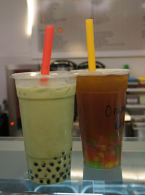 cha bubble tea